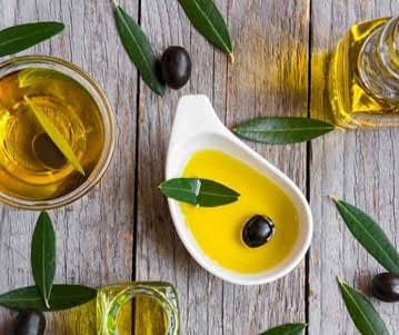 Build Up 'Bone Bank' With Olive Oil