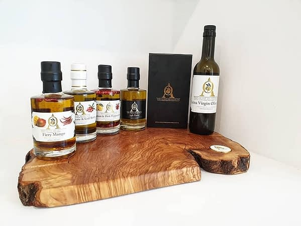 High Quality Virgin Olive Oil in UK