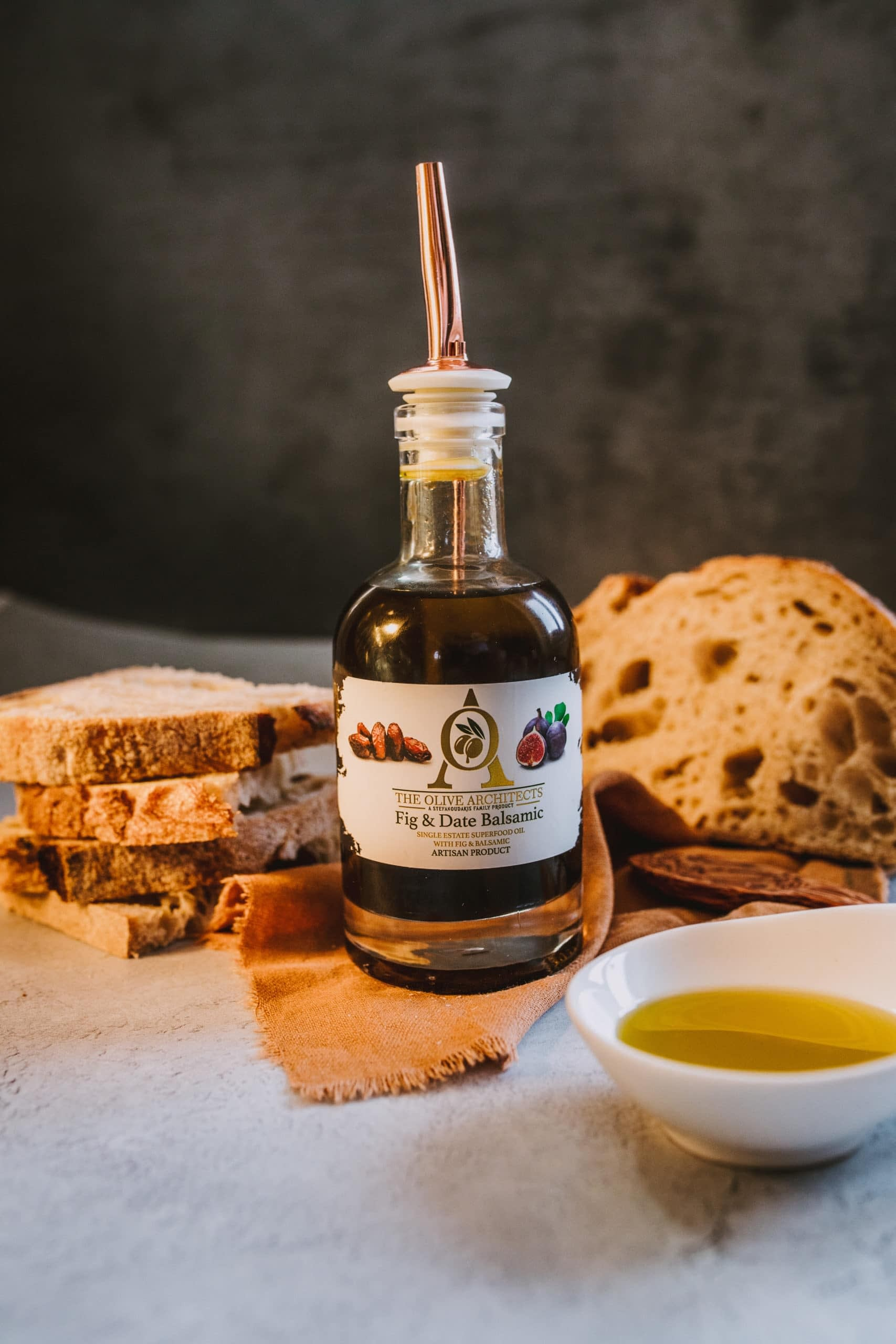 Extra virgin Fig & Date oil