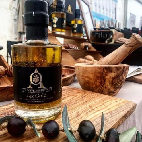 Virgin Olive Oil Online Shop UK