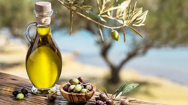 Nutrients and Olive Oil